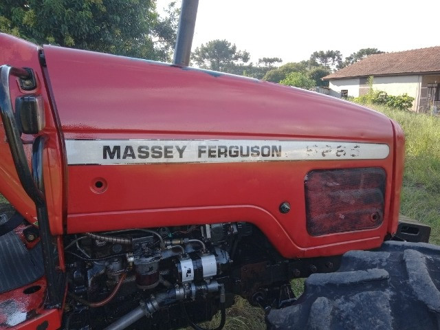 Trator MF 5285