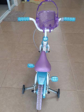 Bicicleta Frozen aro 12 - Foto 3