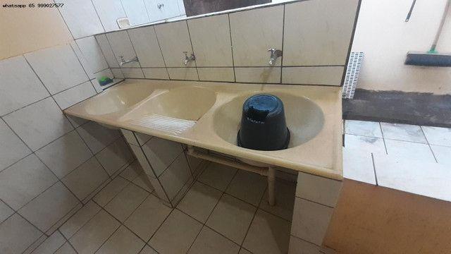 Casa para Venda em Várzea Grande, Santa Isabel, 2 dormitórios, 2 banheiros, 2 vagas - Foto 2