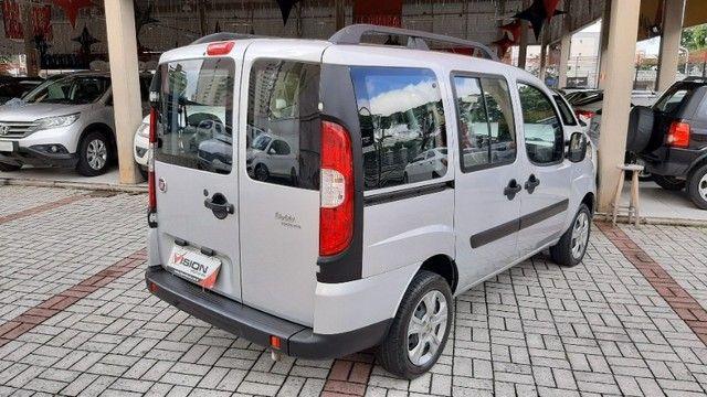 Fiat Doblo Essence 1.8 2020 Completo Lugares - Foto 3