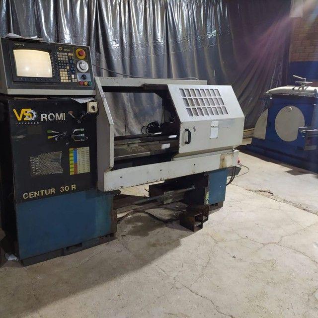 Torno CNC Ro I Centur 30RV