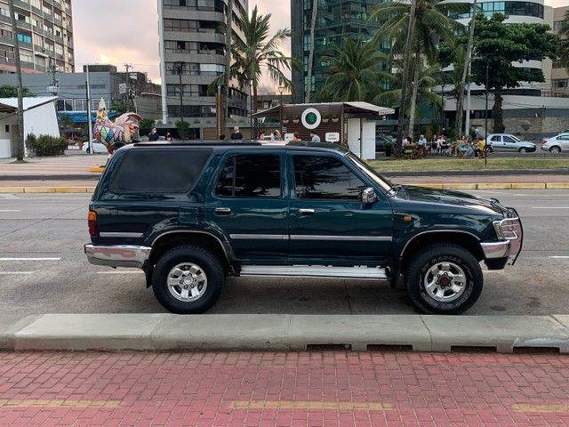 Raríssima Hilux sw4 2.8 4x4 diesel  1994 - Foto 7