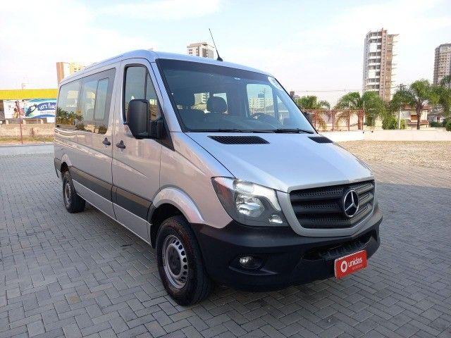 1698. Sprinter Van 416 Cdi TA 15+1 Diesel 2.2 Completa 2020 - 38.000 km - Foto 2