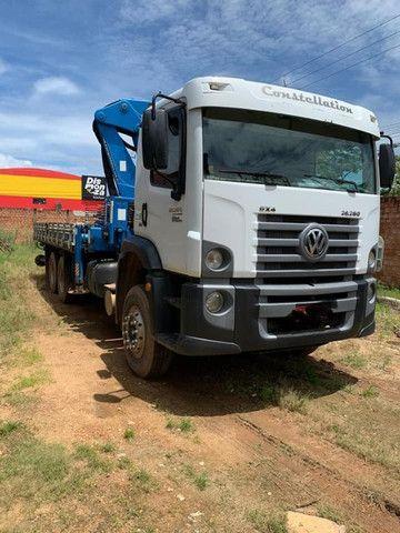 Caminhão munck traçado 26280  - Foto 5