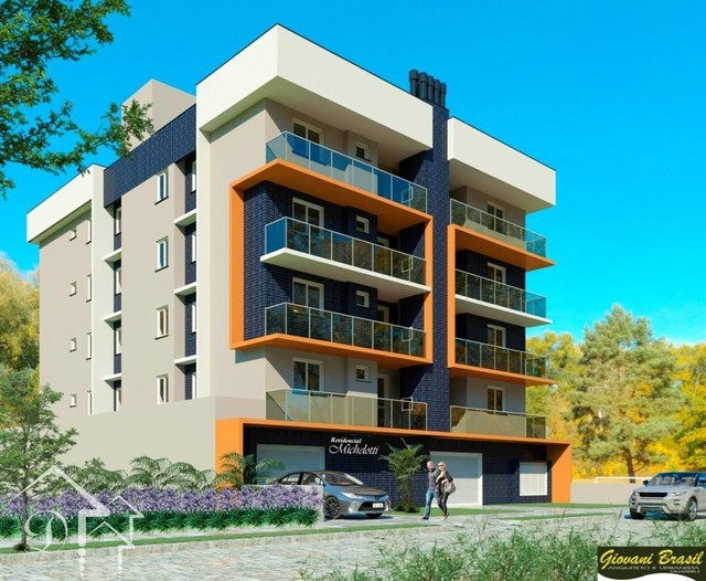 Apartamento à venda com 1 dormitórios em Camobi, Santa maria cod:10232 - Foto 2
