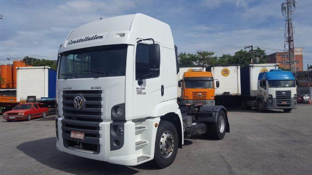 VW 19.320 CONSTELLATION ANO 2010 4X2 TETO ALTO