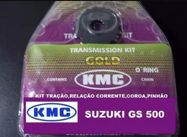 Kit transmissão GS-500