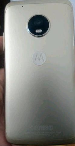 Moto G5 plus zerado