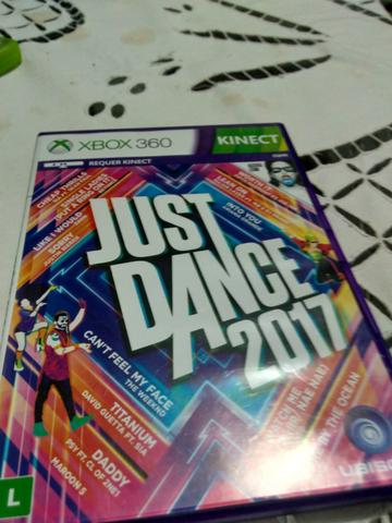 Just dance 17 XBOX360