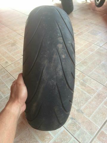 Pneu Michelin 180/55/17