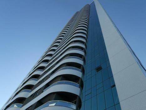 Apartamento Blue Ocean Ponta Negra de 2 Quartos mobiliado com requinte e muito bom gosto
