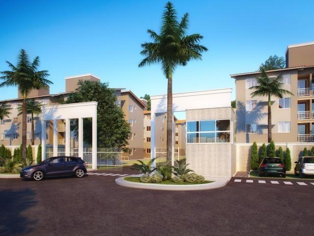 Apartamento no TURU - Villares Turu - Entrada de R$ 499,00