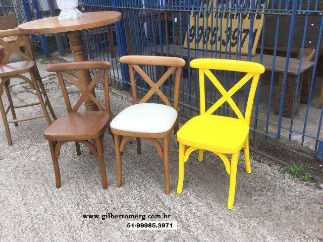 Mesas,cadeira, aparadores e racks é na Interiores móveis artesanais - Foto 5