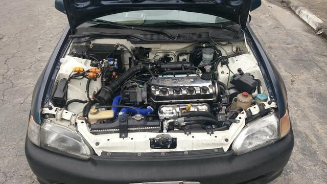 Honda Civic Sedan Ex Americano 95