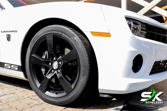 Chevrolet Camaro 2SS V8 Apenas 18.000Km - Foto 5