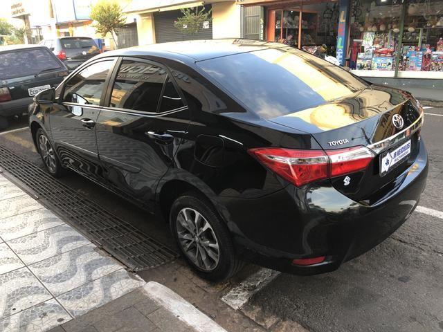 Corolla GLi 2017 Top Completo (JR VEÍCULOS) - Foto 9
