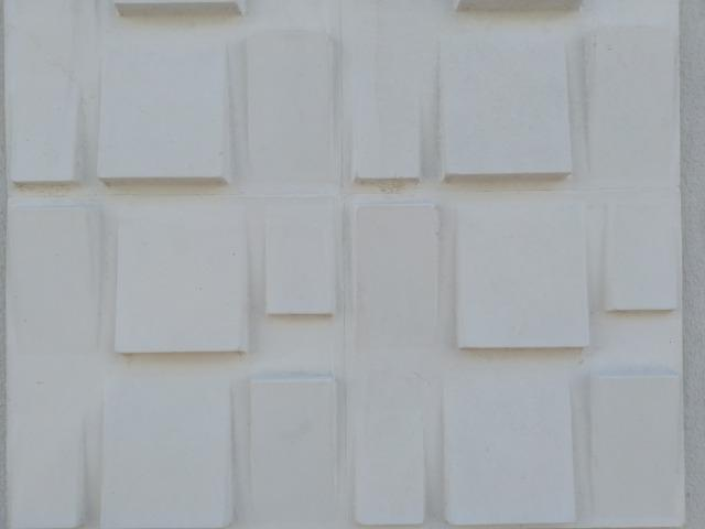 Revestimento 3D de gesso para parede - Foto 5