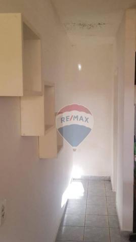 Casa com 2 dormitórios para alugar, 80 m² por r$ 500/mês - nova esperança - parnamirim/rn - Foto 12