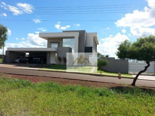 Sobrado com 3 dormitórios à venda por r$ 1.400.000 - distrito industrial - cravinhos/sp - Foto 4