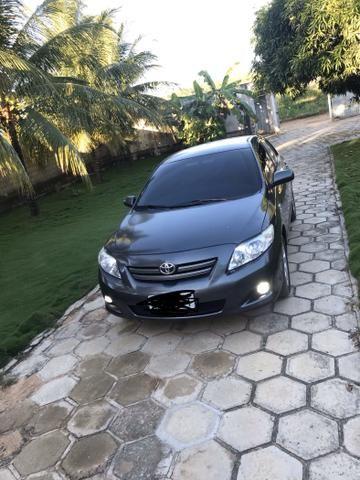 Vendo Corolla GLi manual ano 2010