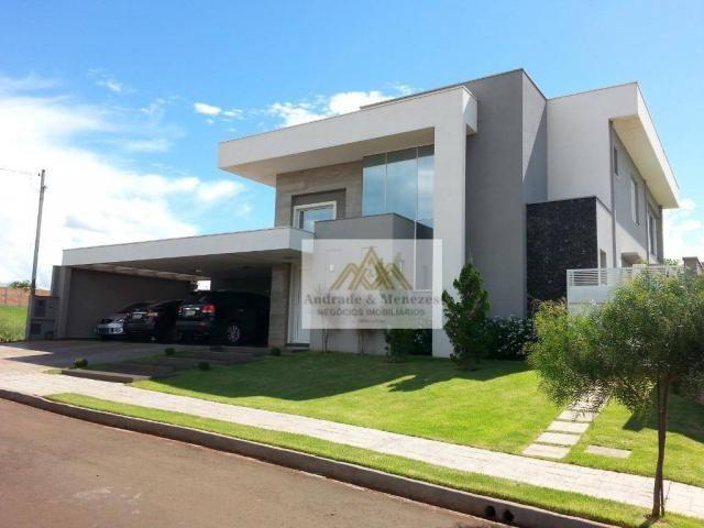 Sobrado com 3 dormitórios à venda por r$ 1.400.000 - distrito industrial - cravinhos/sp