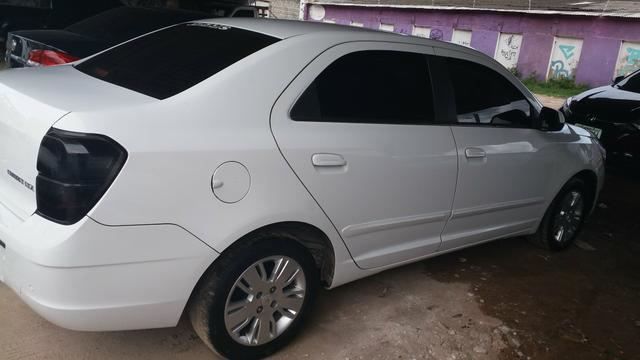 Cobalt 1.8 A GAS manual 2014 obs: só a venda/ no repasse do 13.mil e assume 32 x 674 - Foto 16