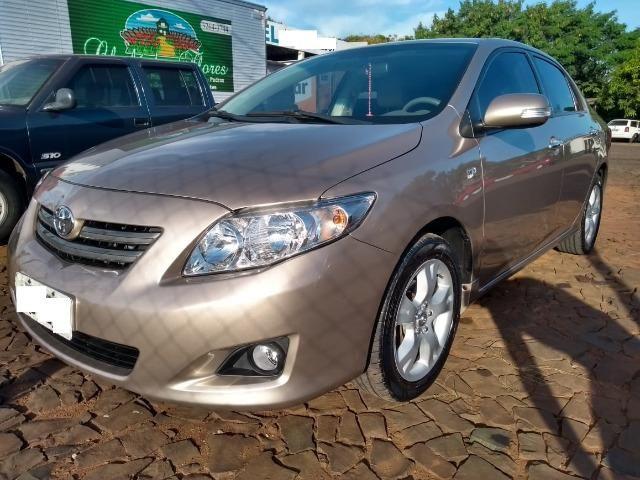 Corolla XEI 2009 Automatico