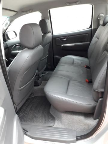 Toyota Hilux SRV Automatica Top de linha - Foto 6