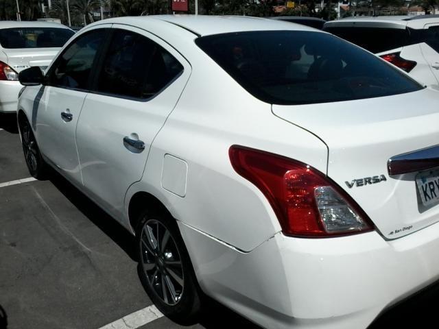 Nissan VERSA 16SL CVT 4P - Foto 3