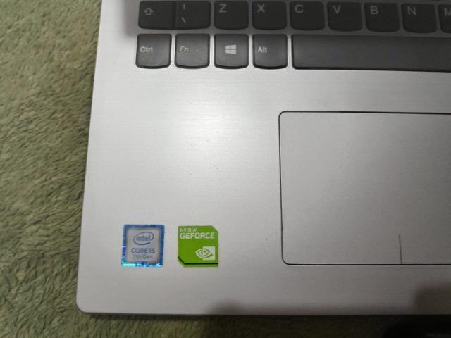 Aceito Trocas - Lindo Notebook Lenovo 15.6 Fullhd i5 7a geração 8gb 1Tb Placa Video 2Gb! - Foto 5