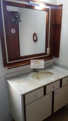 Apartamento com 3 dormitórios para alugar, 107 m² por r$ 1.300/mês - centro - ribeirão pre - Foto 7