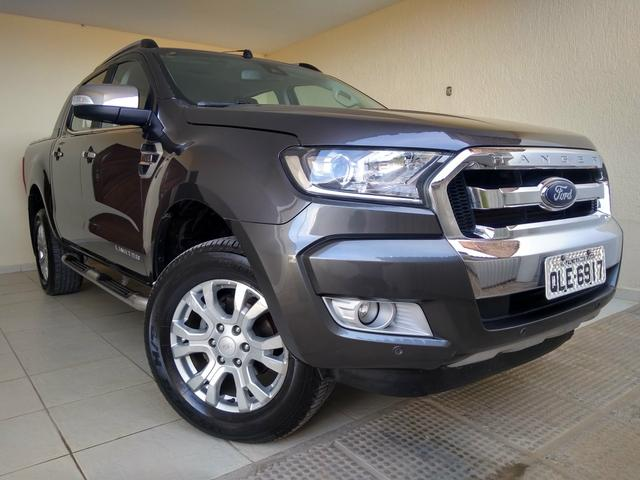 RANGER LIMITED 3.2 Turbo Diesel 4x4 Automático 2017 - Foto 5