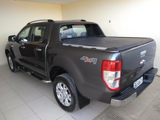 RANGER LIMITED 3.2 Turbo Diesel 4x4 Automático 2017 - Foto 7