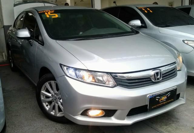 Honda Civic lxs at. 1.8 2015 parcelas 879 - Foto 3
