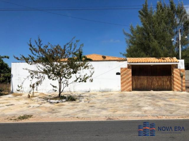 Casa Plana - Fortim