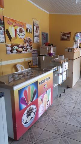 Maquinário e utensílios para sorveteria