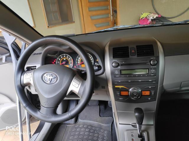 Toyota Corolla GLI 1.8 Flex Aut - Foto 5