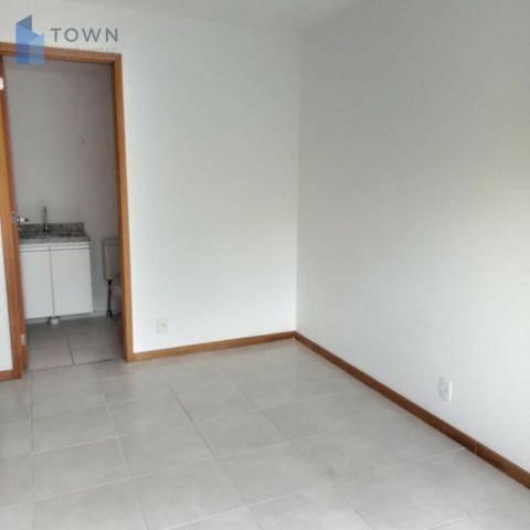 Apartamento com 2 dormitórios para alugar, 58 m² por R$ 1.200/mês - Piratininga - Niterói/ - Foto 17