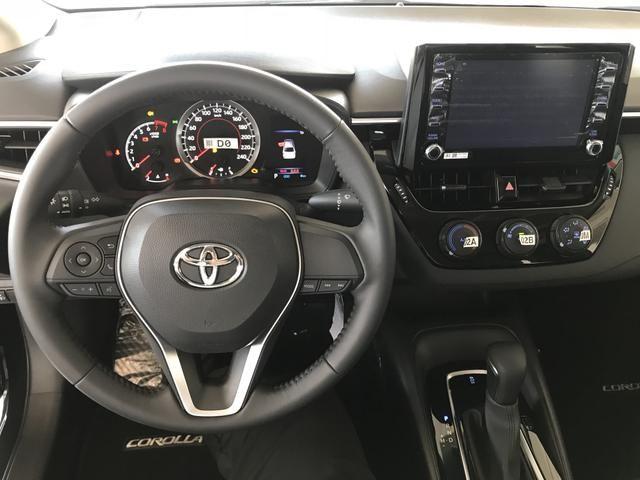 Toyota Corolla Gli 2.0 Flex A/T 19/20 Lince Toyota - Foto 10