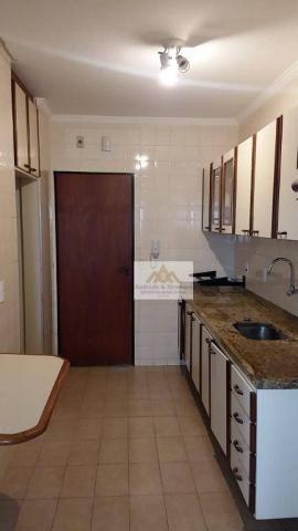 Apartamento com 3 dormitórios para alugar, 107 m² por r$ 1.300/mês - centro - ribeirão pre - Foto 17