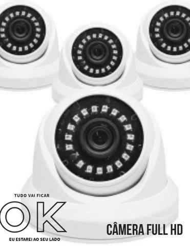 Cameras Segurança $420 Veja no Celular - Foto 4