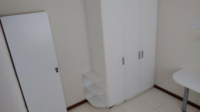 Alugo Apartamento 70 mt² 2/4 prox Av Maria Quitéria garagem coberta tx cond incluída - Foto 9