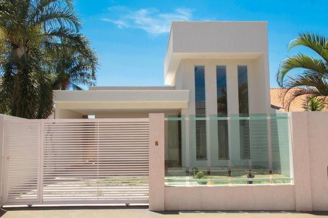 Lindissima! Moderna! Casa com 3 Qtos na rua 6, Vicente Pires!