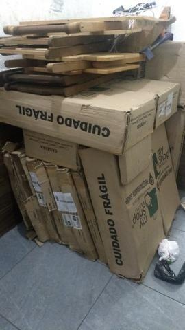 Mesas rústica de madeira 350 reais o jogo - Foto 5