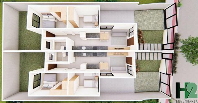 Alto de Potecas Casa 2 Dormitórios Portão Blindex - Foto 6