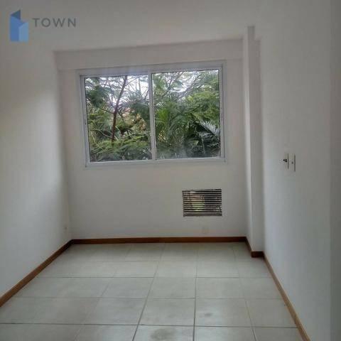 Apartamento com 2 dormitórios para alugar, 58 m² por R$ 1.200/mês - Piratininga - Niterói/ - Foto 16