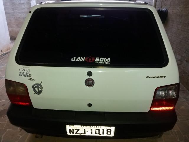 Fiat Uno Mille Way Economy Flex 2011/2012 - Foto 2