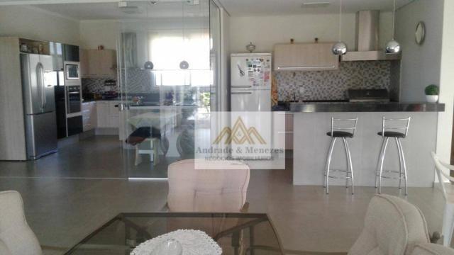 Sobrado com 3 dormitórios à venda por r$ 1.400.000 - distrito industrial - cravinhos/sp - Foto 14