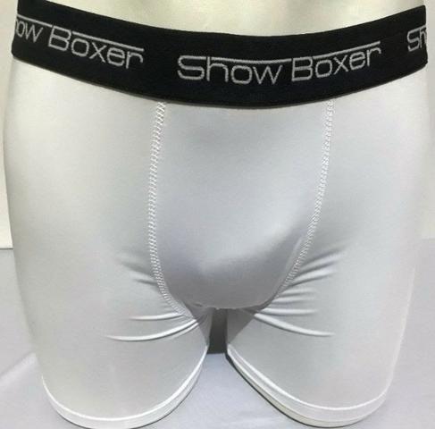 Kit com 25 Cuecas Boxer - Foto 5