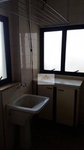 Apartamento com 3 dormitórios para alugar, 107 m² por r$ 1.300/mês - centro - ribeirão pre - Foto 19